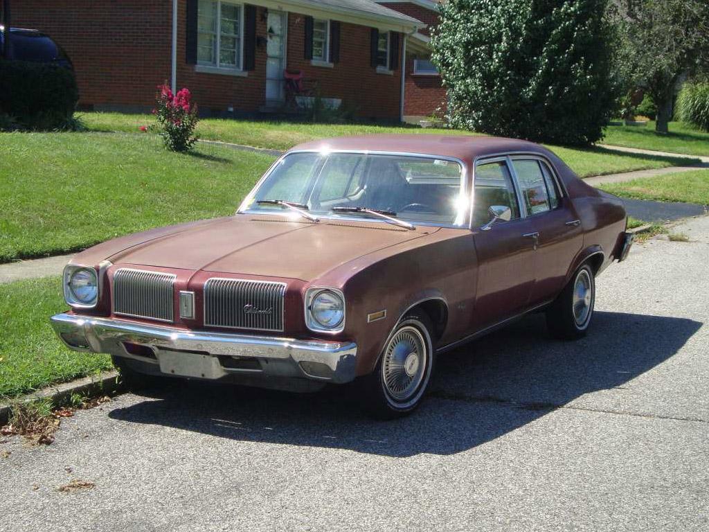oldsmobile omega 1973