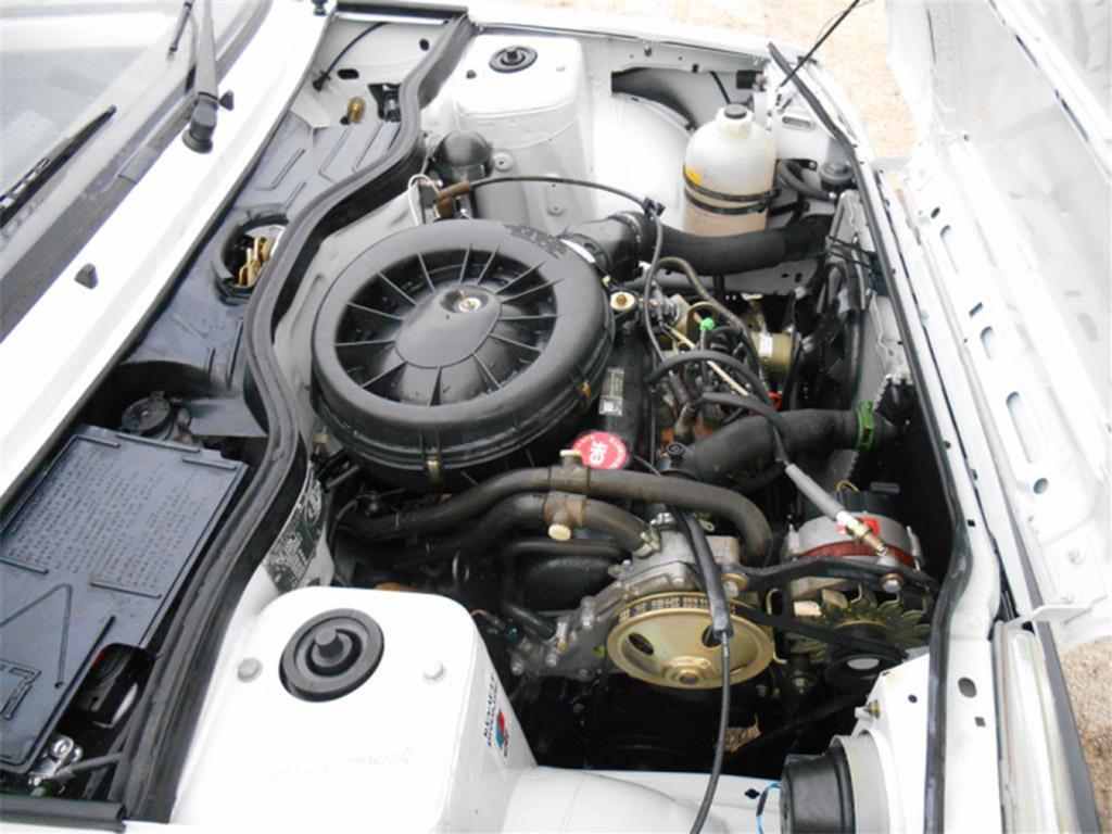 renault 5 1992 motor