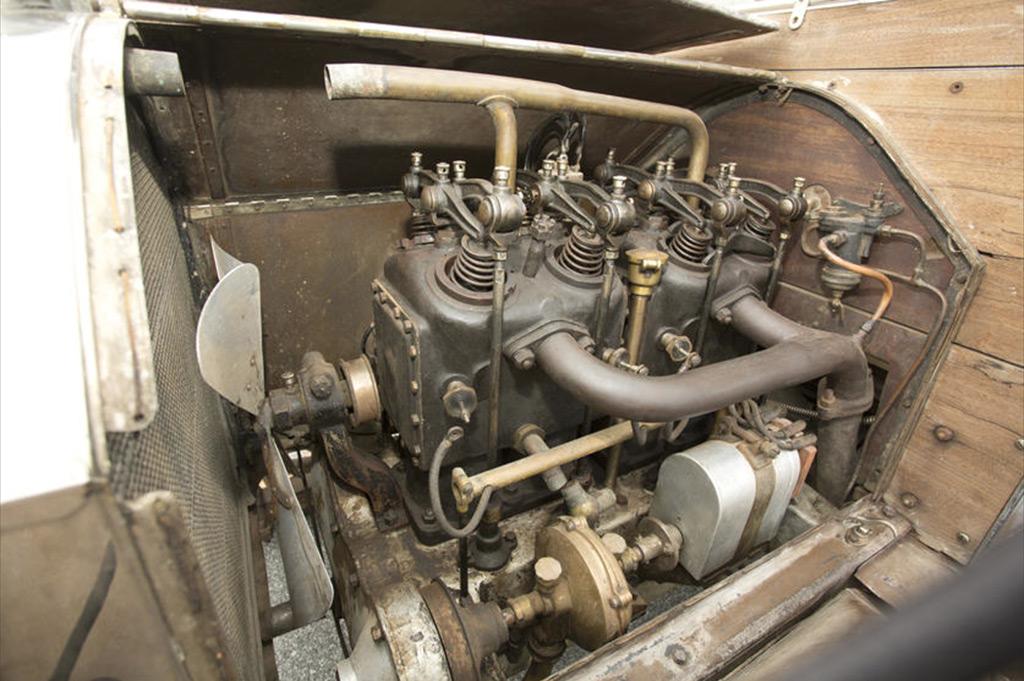 stoddard-dayton 11A 1911 motor