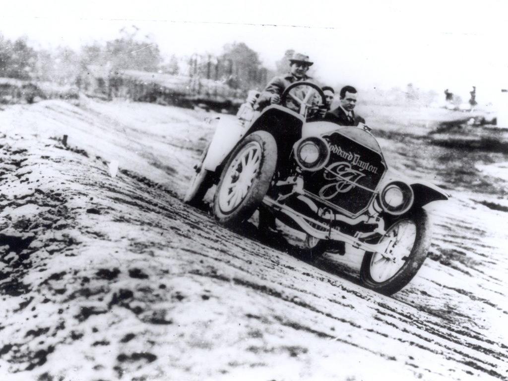 stoddard-dayton pacecar Indianapolis 500
