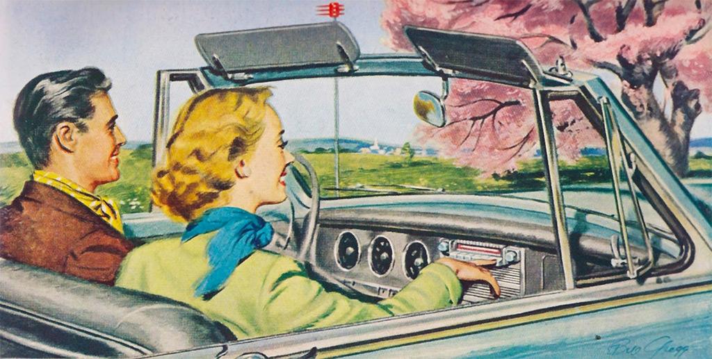 opkomst autoradio