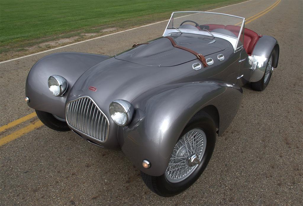 Allard J2 1950