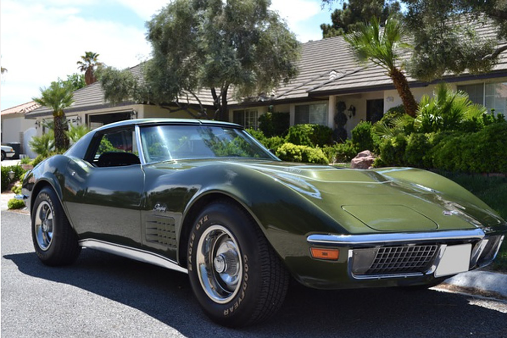 Corvette LT-1 coupe 1970