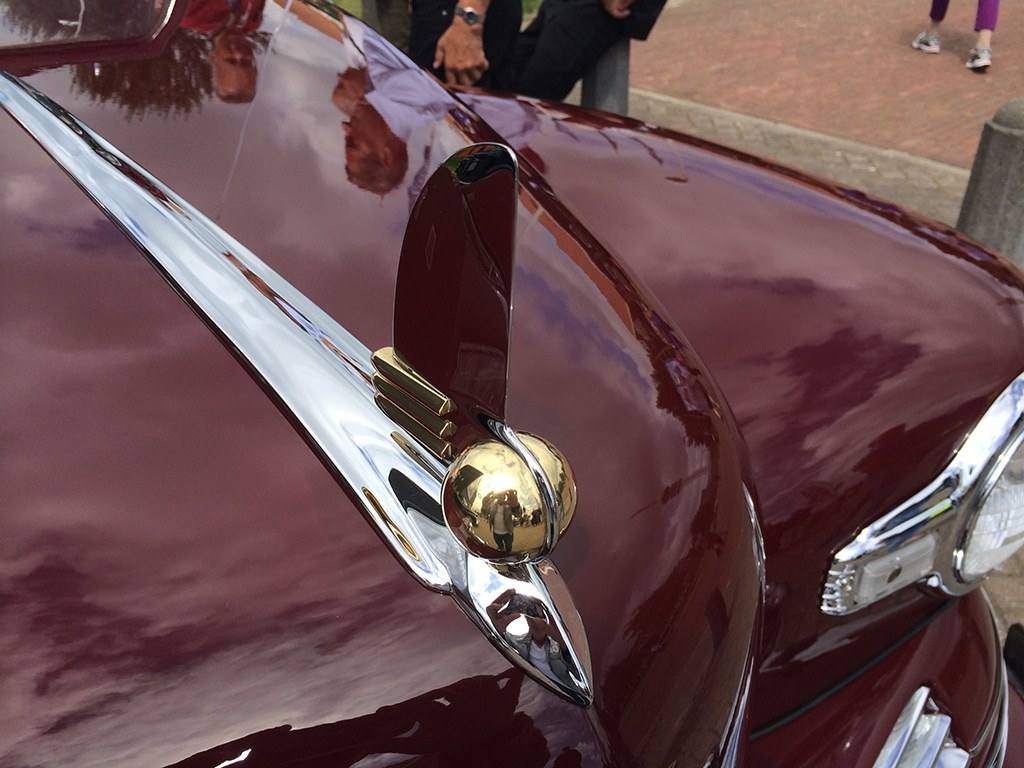 Lincoln continental 1942