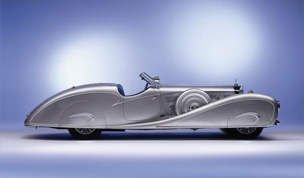 Mercedes-Benz 500K erdmann rossi 1936