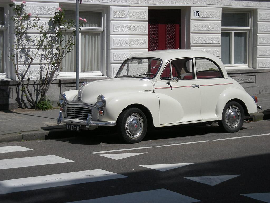 Morris minor 1967