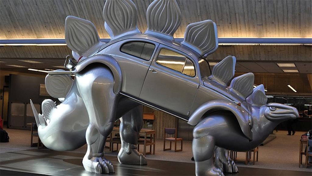 Stegowagenvolkssaurus patricia renick