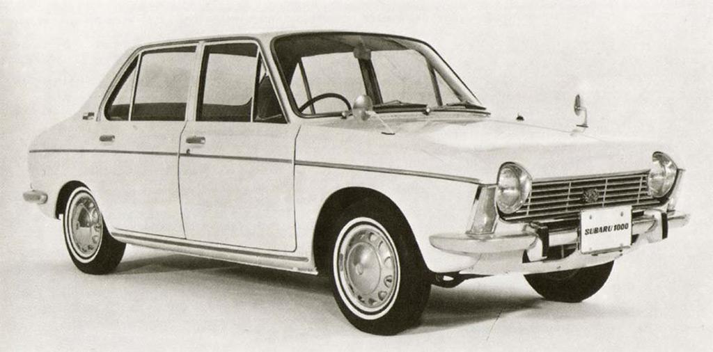 Subaru 1000 1966