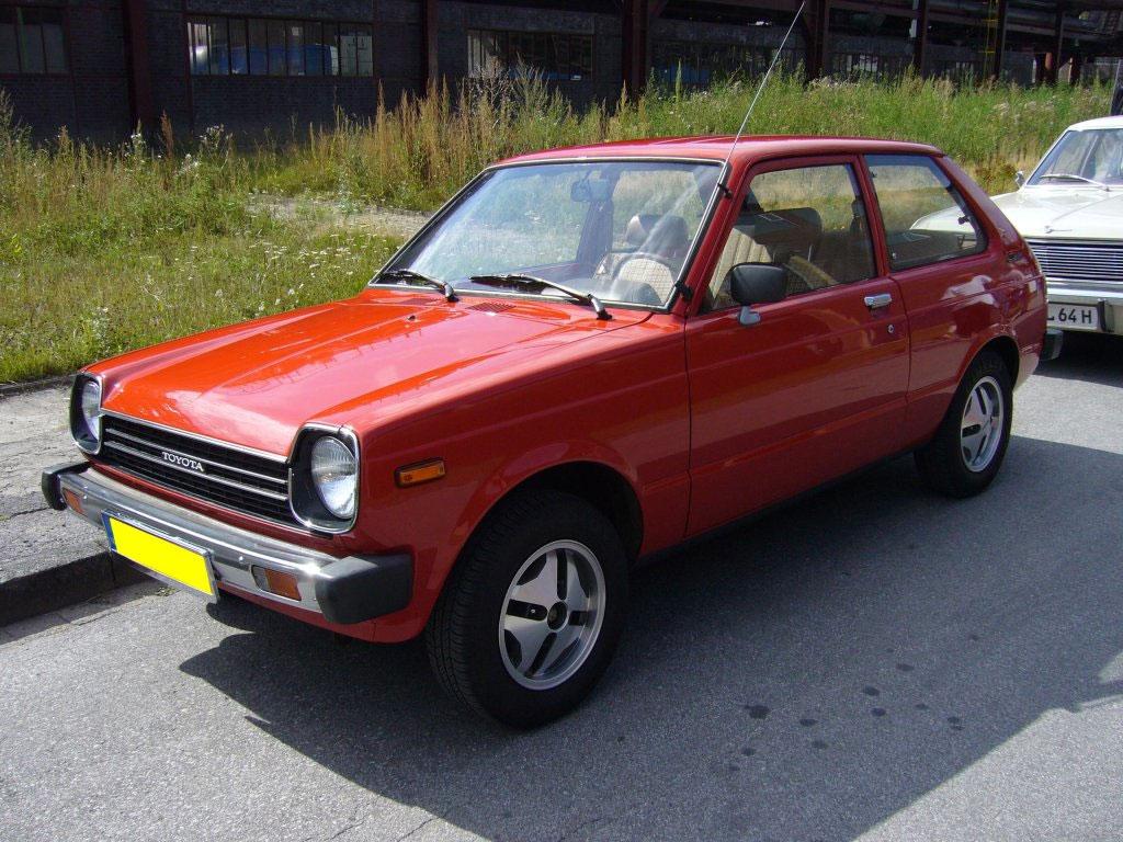 Toyota Starlet 1978