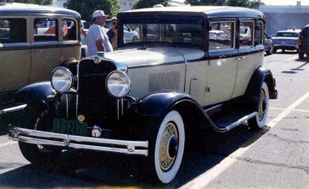 Viking sedan 1929