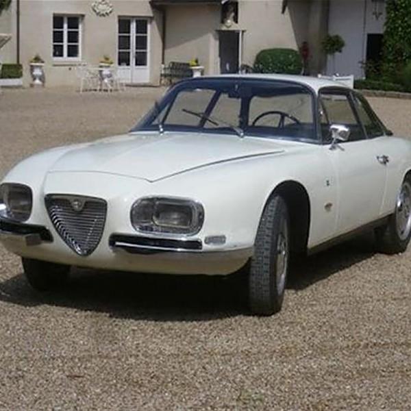 alfa romeo 2600 1965
