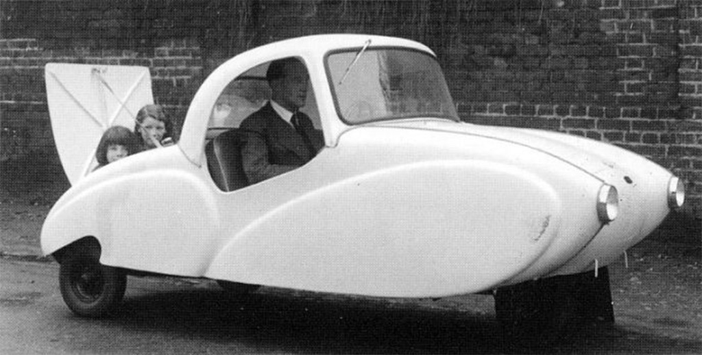 allard clipper 1954