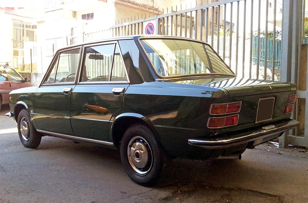 autobianchi A111 sedan