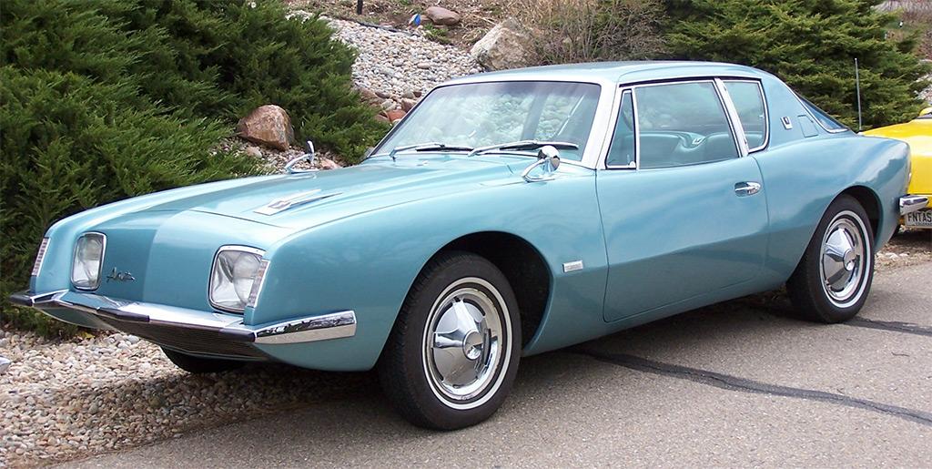 avanti 1964