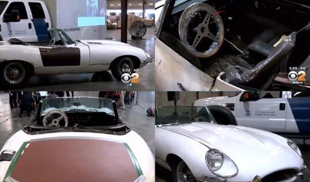 jaguar e-type 1967