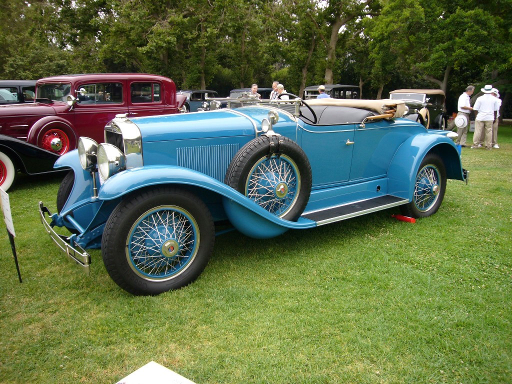 lasalle 303 roadster 1928