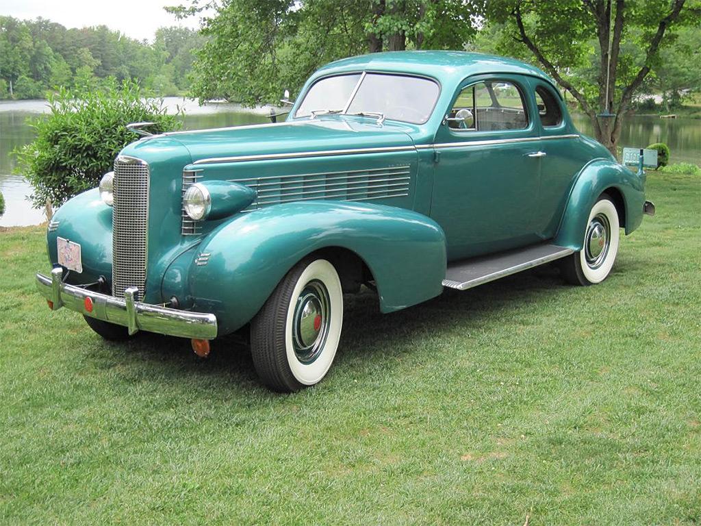 lasalle series 50 1937