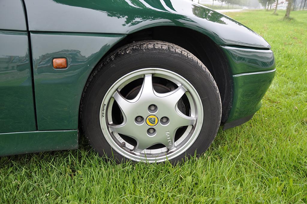 Lotus M100 velgen
