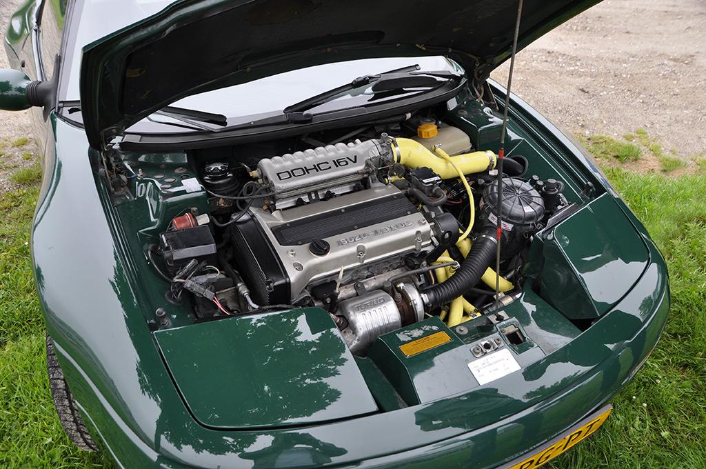 Lotus M100 motor