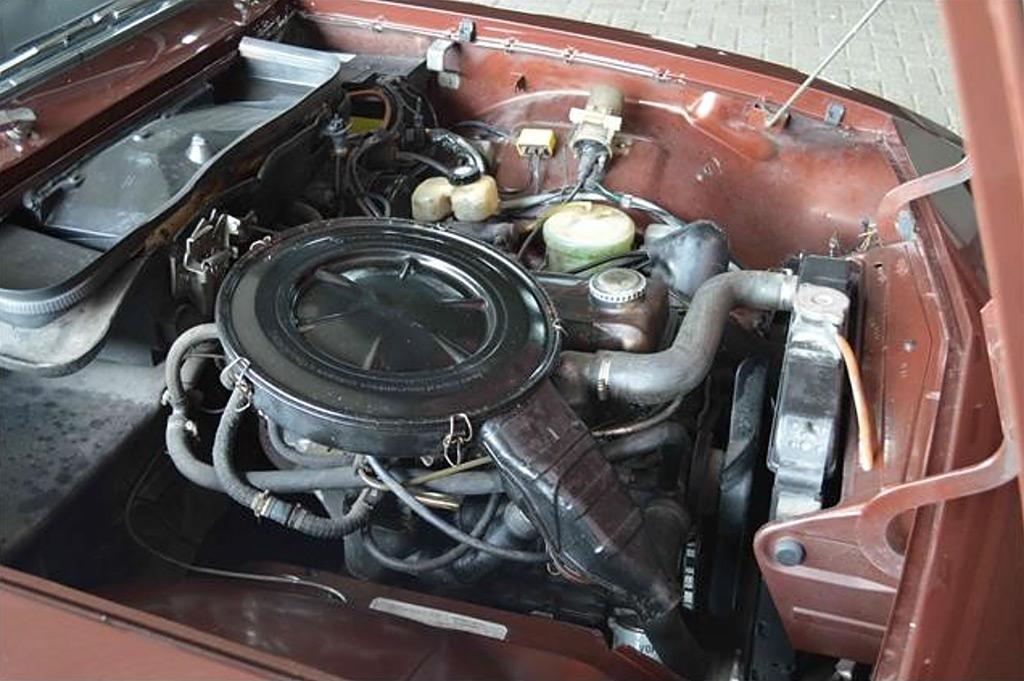 opel manta 1.6S 1970 motor