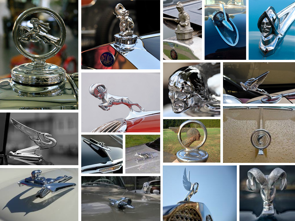 motorkap ornamenten