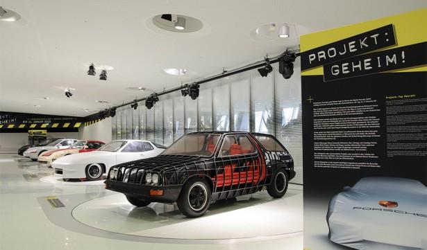 Porsche project geheim