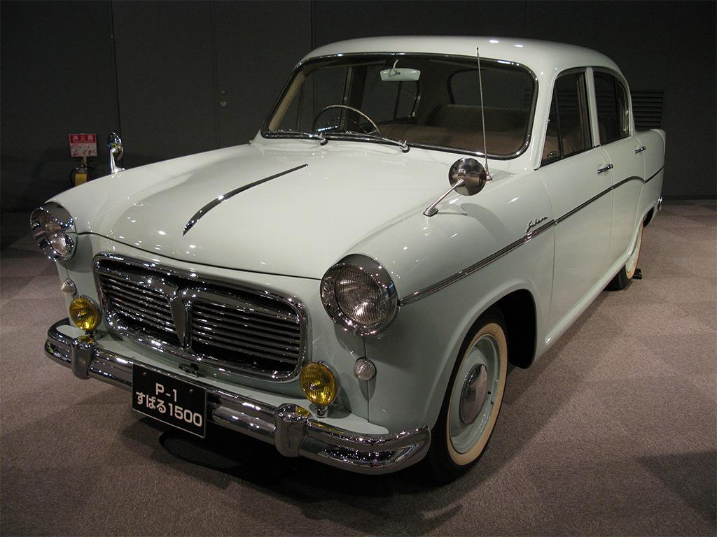 subaru 1500 1954