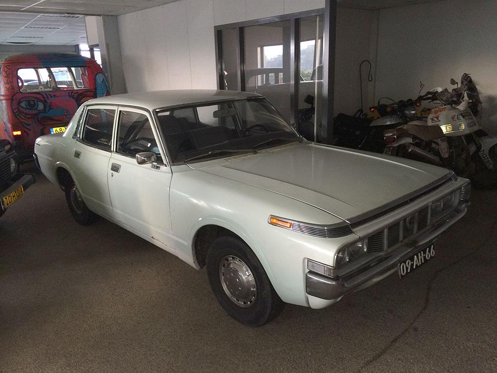 Toyota Crown Klassiekerweb