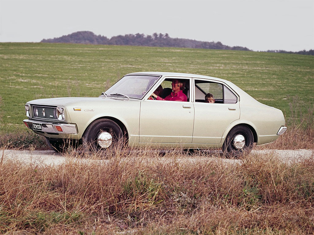 toyota carina 1971