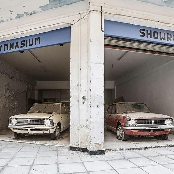 verlaten toyotas Nikosia