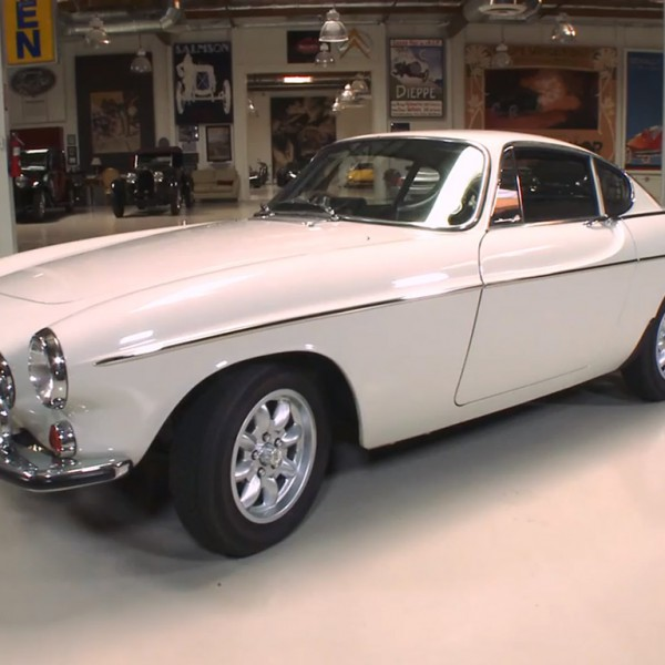 volvo p1800 the saint