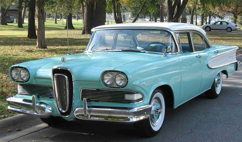 Edsel 1958 pacer