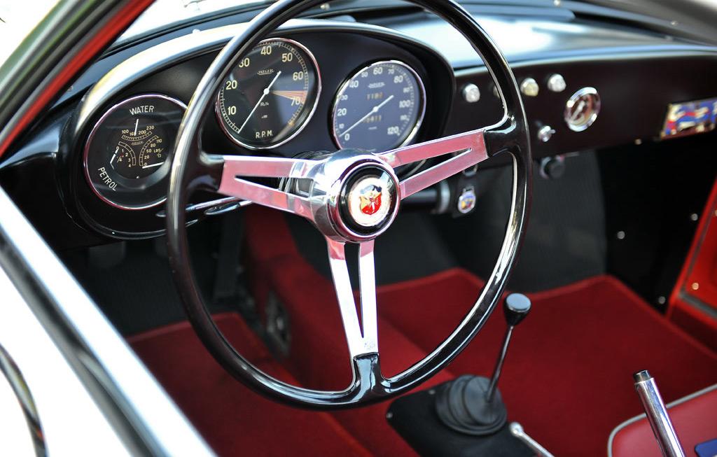Fiat Abarth 750GT Zagato 1959