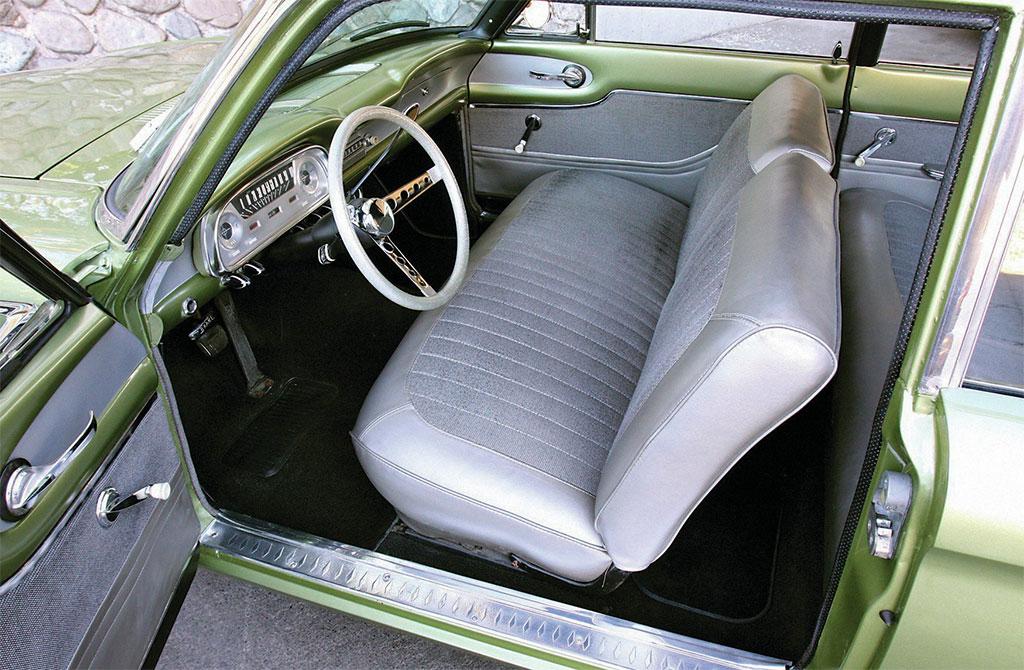 Ford falcon klassiekerweb for Interieur 1960
