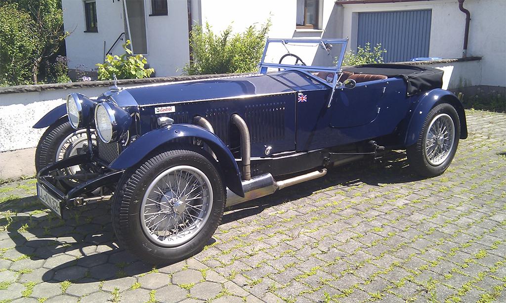 Invicta 4.5 liter tourer 1932