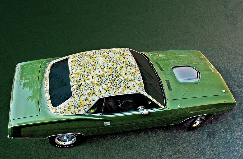 Plymouth barracuda cuda 1970