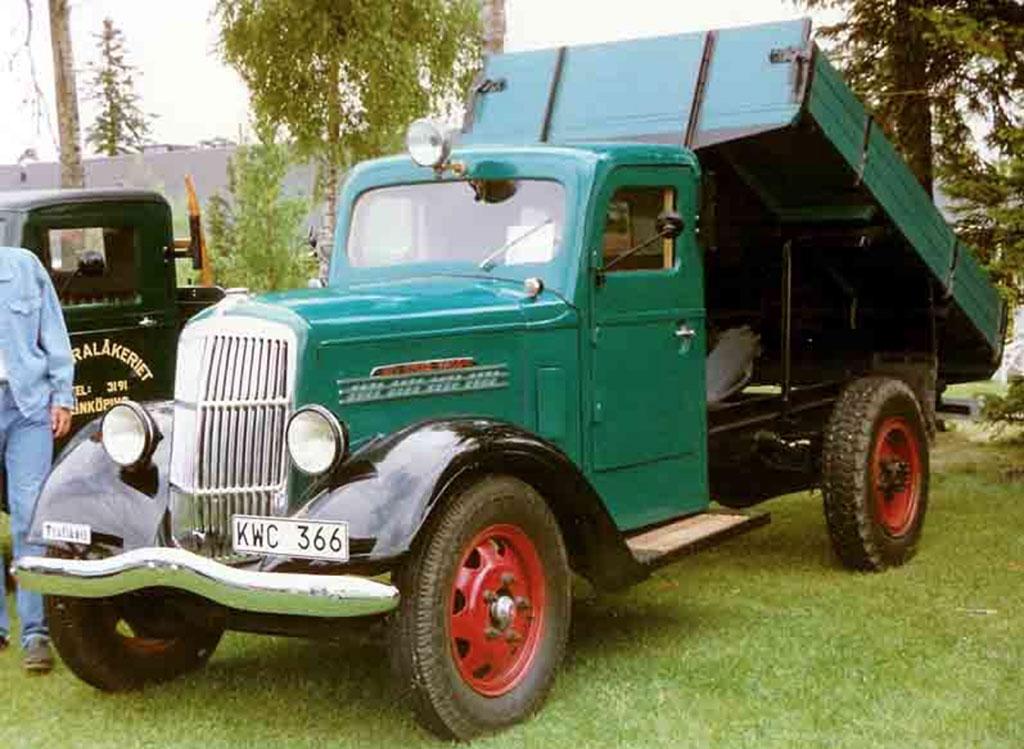 REO Speedwagon 1939
