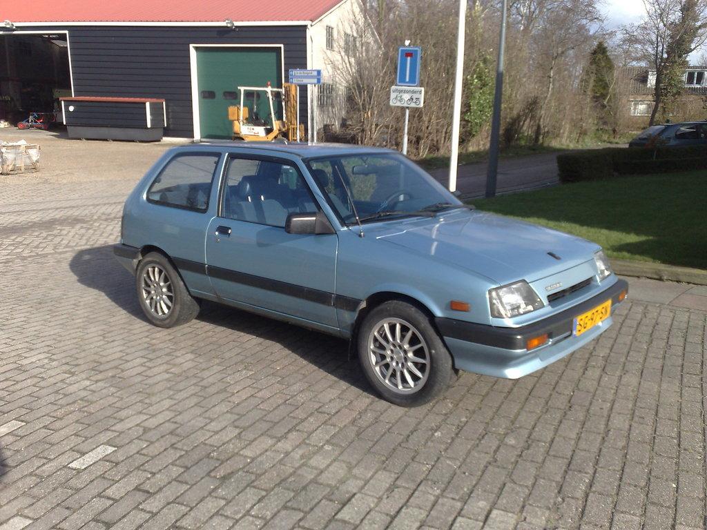Suzuki Swift 1988