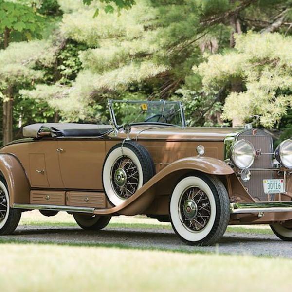 cadillac V16 roadster fleetwood_1930