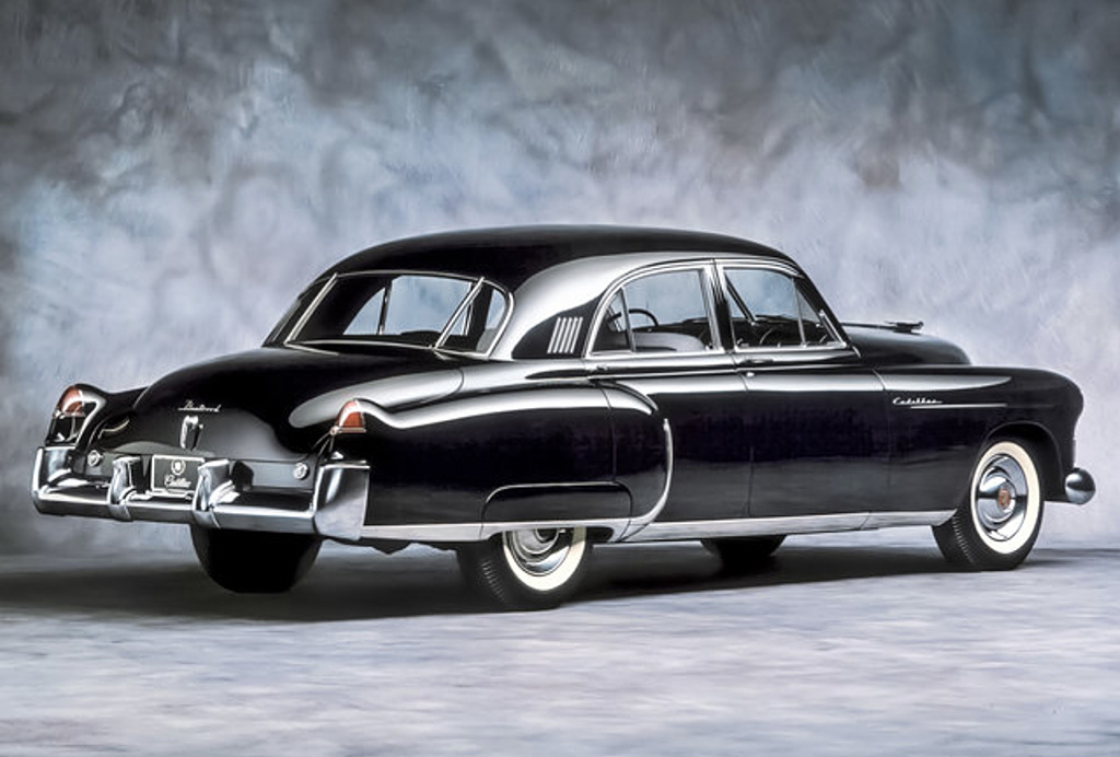 cadillac coupe deville 1949
