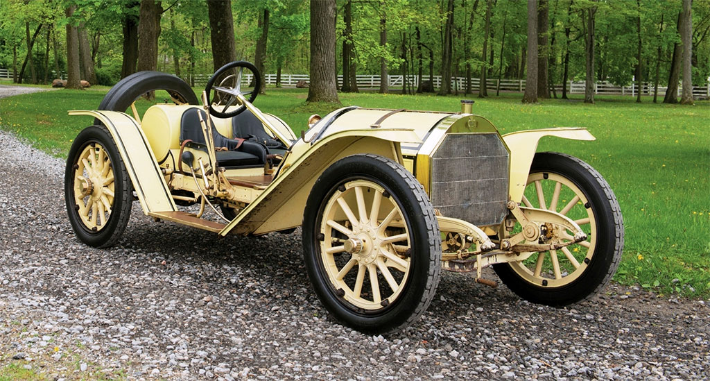 mercer type 35R raceabout 1911
