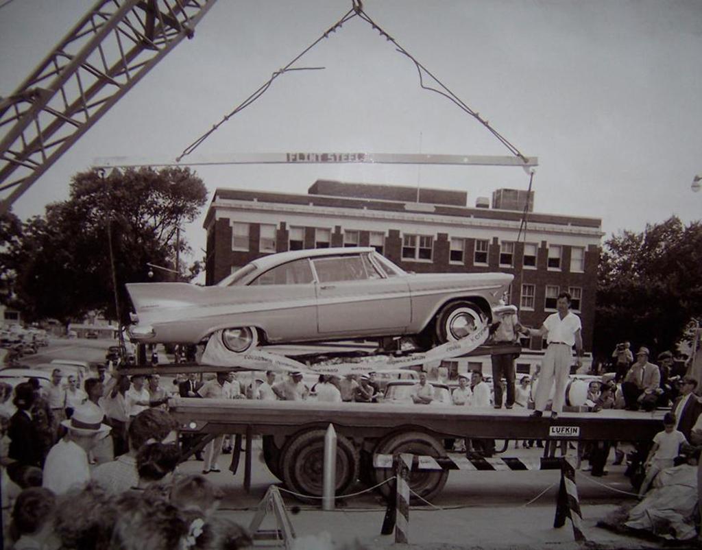 miss belvedere 1957