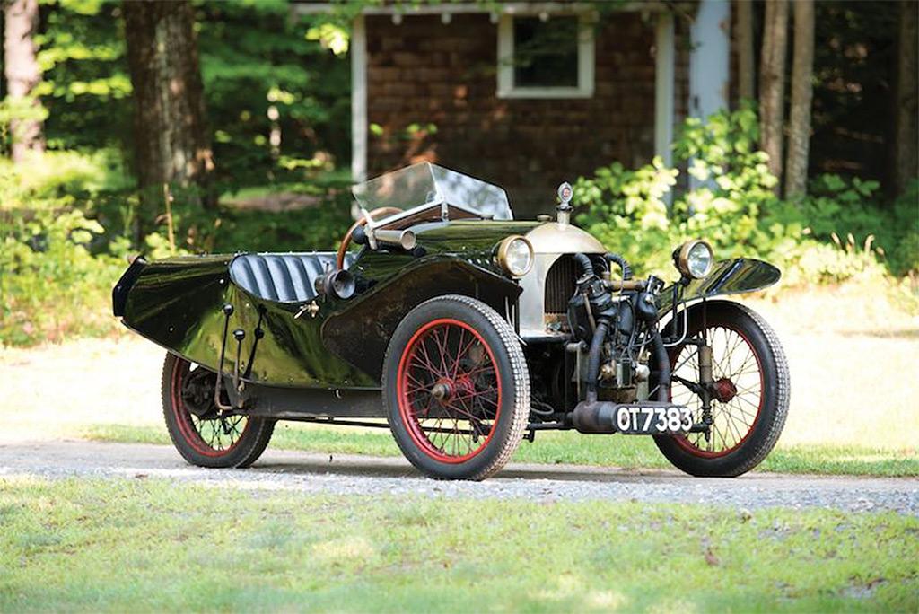 morgan aero threewheeler 1926