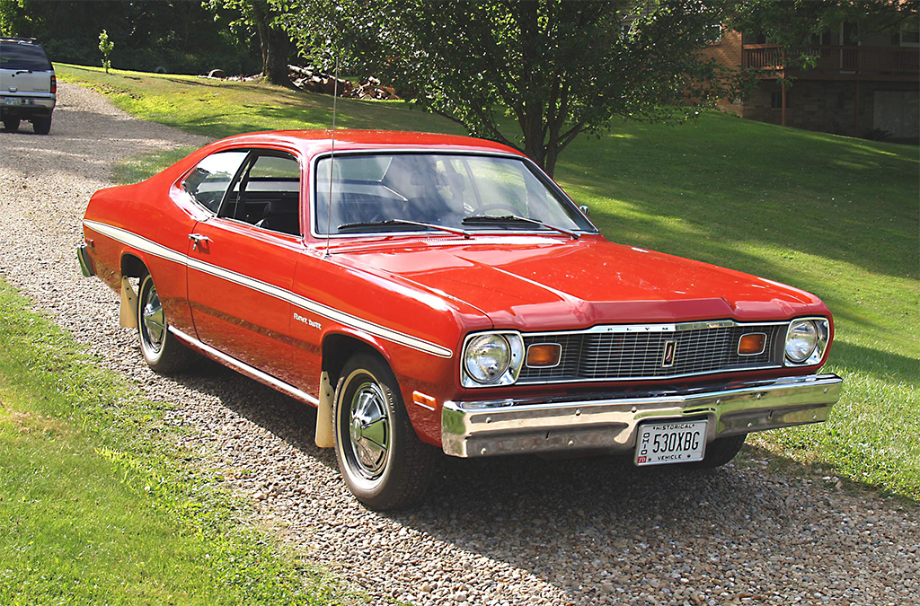 plymouth feather duster 1976