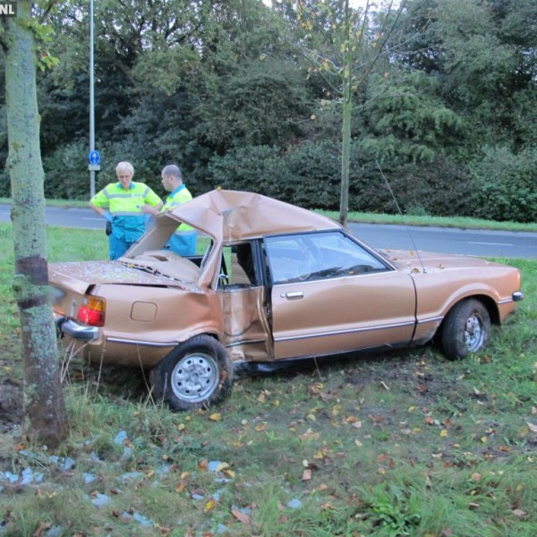 ford taunus total loss