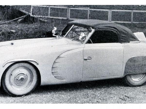 BMW Veritas 1949
