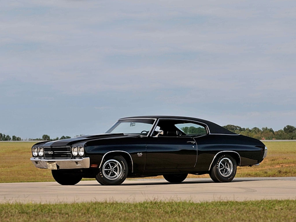 Chevrolet Chevelle SS 454 LS6 coupe 1970