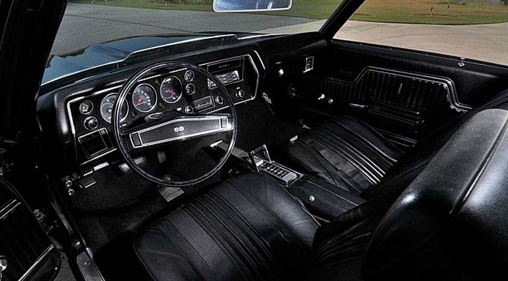 Deel wellborn muscle cars onder de hamer klassiekerweb for Interieur 1970