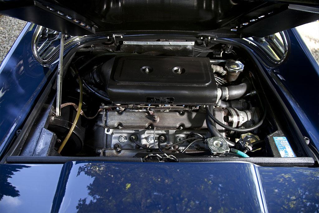 Ferrari Dino 246GT 1971 motor