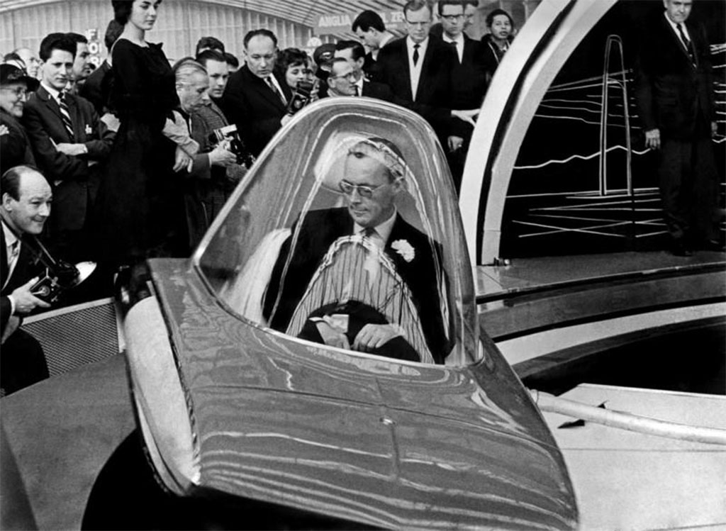 Ford Levacar bernhard 1961